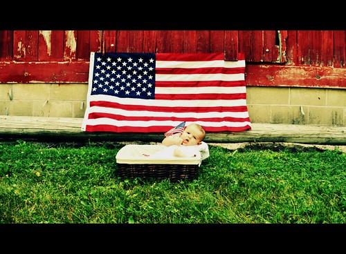 Vivid Flag Baby