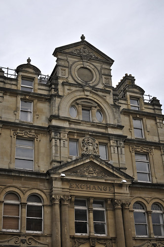 The Historic Coal Exchange