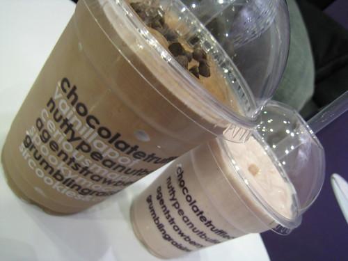 Our Milkshakes