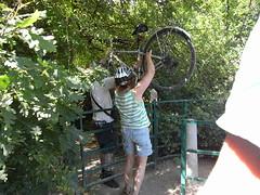 Bike trap