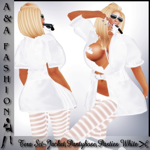 A&A Fashion Tera Set White