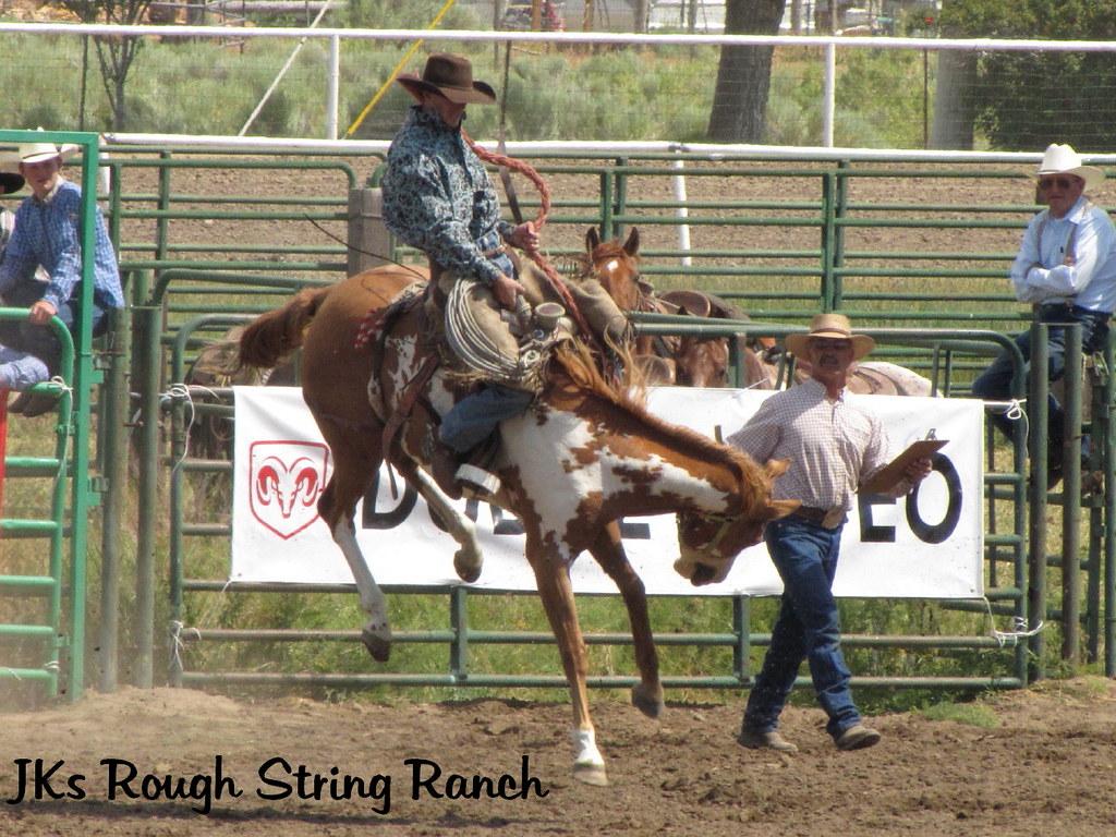 Ride that Bronc