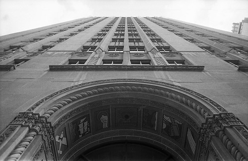Looking up Art Deco