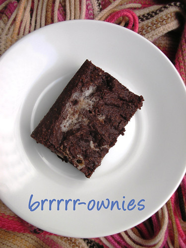 brrrrr-ownies