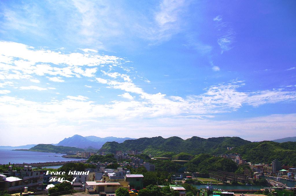 隨走隨拍~漫遊和平小島