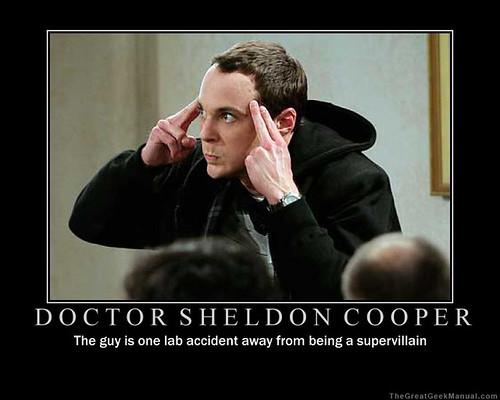 I love Big Bang Theory,