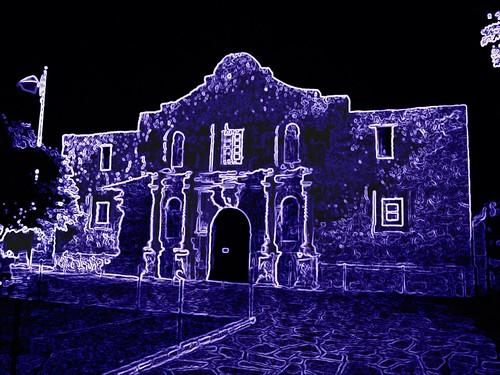Alamo--Neon