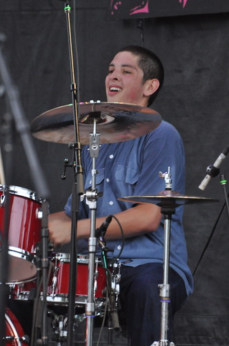 The Aggrolites at Ottawa Bluesfest 2010