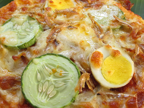 Nasi Lemak Pizza
