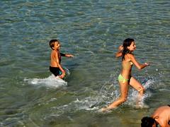 The players (milt-9) Tags: kids greece corfu kerkyra plaing chldren milt9