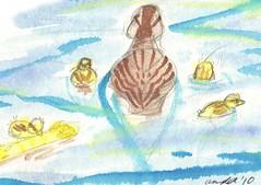 6.8.10 - Long Lake duckies!
