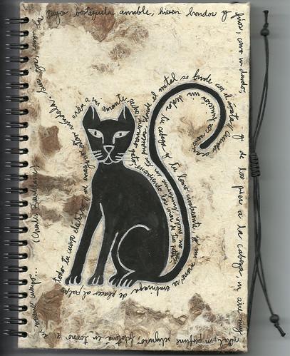 Libreta gato