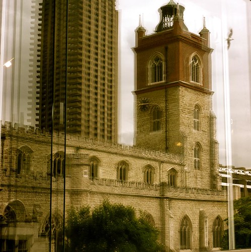 St Giles Cripplegate Church