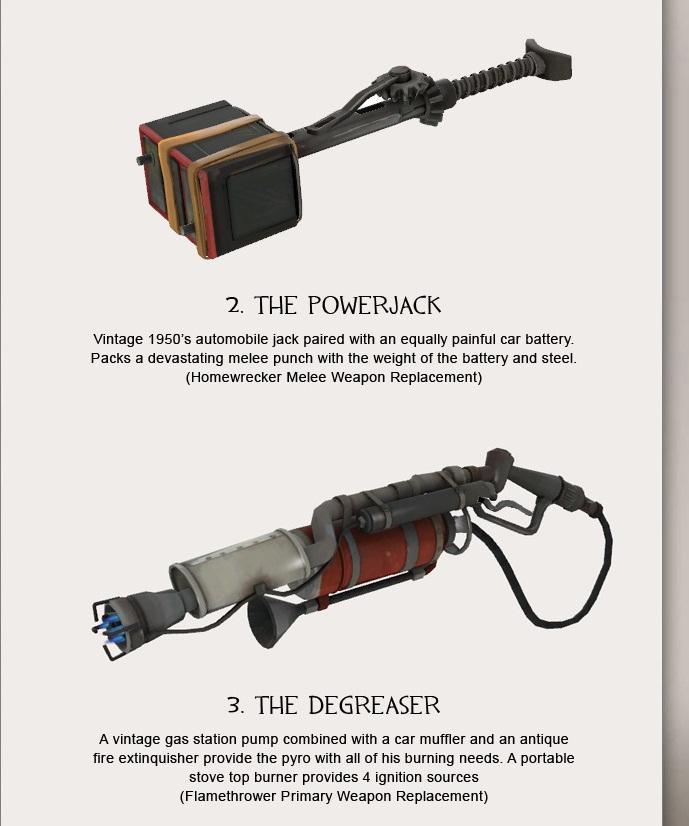 Degreaser | Team Fortress 2 Skin Mods