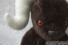 Zodd the Immortal from Berserk (AnnaTheRed) Tags: toy stuffed plush