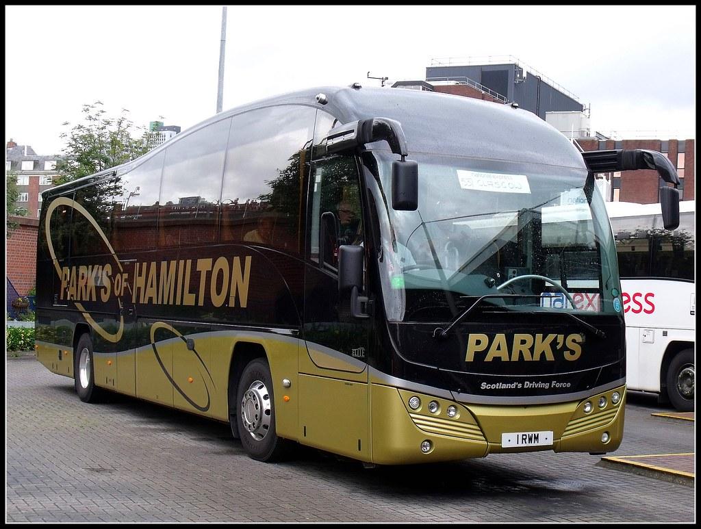 Parks Of Hamilton, Volvo B9R Plaxton Elite (1 RWM)