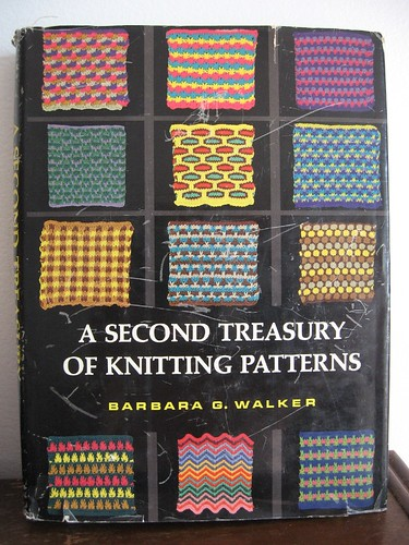 A Second Treasury Of Knitting Patterns : Knits By Nat: A Second Treasury of Knitting Patterns