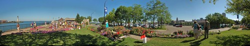 Panorama, Buffa10 at Erie Basin Marina Trial Gardens