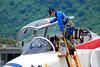 花蓮空軍基地飛機表演