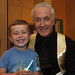 Athan and Anthony Daniels