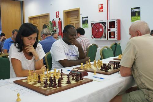 Margot Draillard (FRA) i Manuel Alberto (ANG) vs Alexey Sevenyuk (BLR)