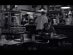 11 de agosto a las 18 hs se inaugura la muestra con mi foto!!! GRAAAAAAAAAAAAAAAACIAS A TODOS POR TANTO!!! (..  ..) Tags: blackandwhite bw byn blancoynegro caf argentina bar canon buenosaires urbana santelmo barelhipopotamo capitalfederal blackwhitephotos 400d canon400d baresnotables luduen