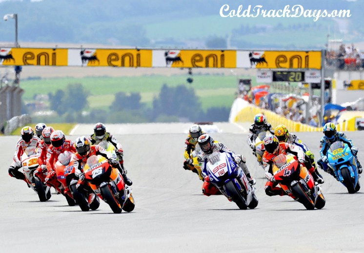 MotoGP // PEDROSA VICTORIOUS AS ROSSI STRUGGLES