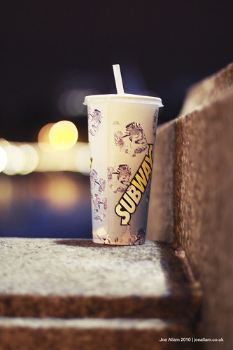 Subway Cup