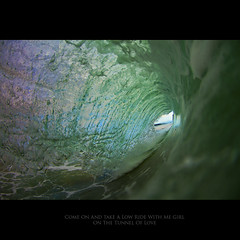 Day Hundred Seventy (Seb Huruguen) Tags: ocean blue summer fish france eye love water canon project eos ride dire tube barrel wave tunnel fisheye tokina 7d housing 365 seb straits liquid pays basque sebastien projet anglet 1017mm etpa huruguen