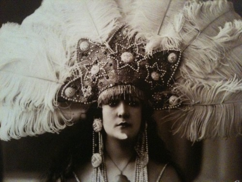 dream headdress