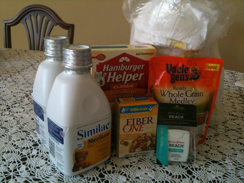 Food Pantry Additions