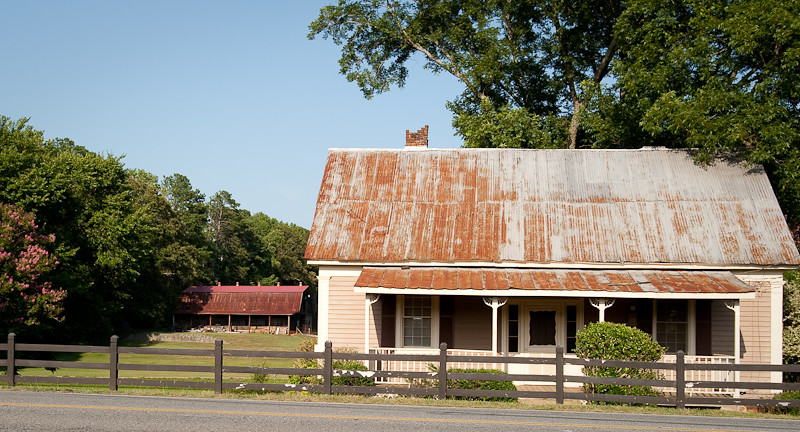 Day 284- Farm House