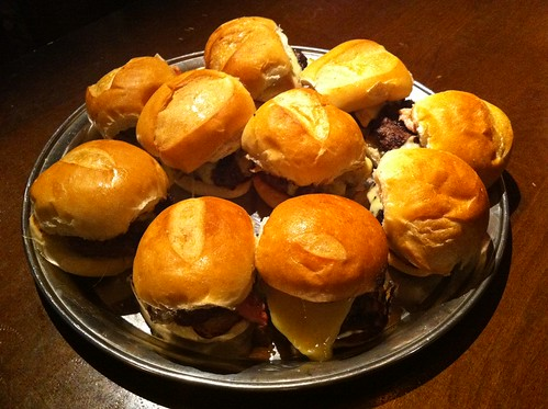Sliders at #bmmnight