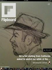 Flipboard on the iPad