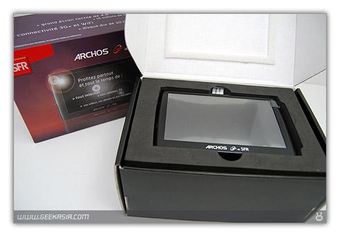 Archos 3G+