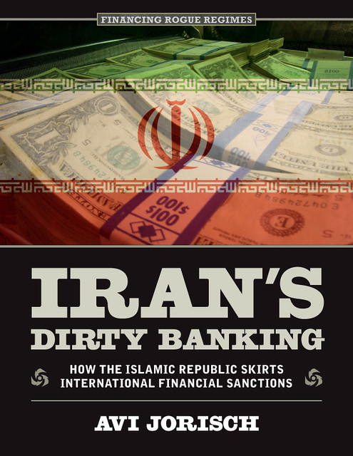 Iran's Dirty Banking cover
