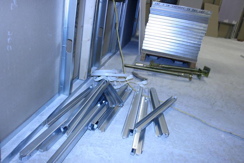 Access Flooring Components