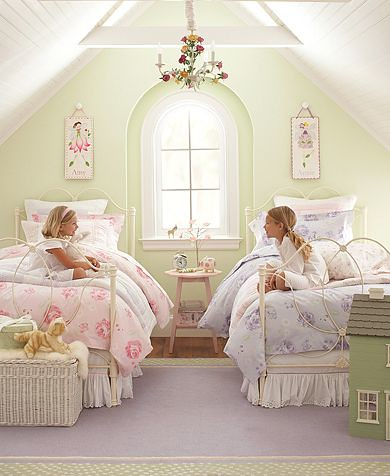pink purple - pottery barn kids