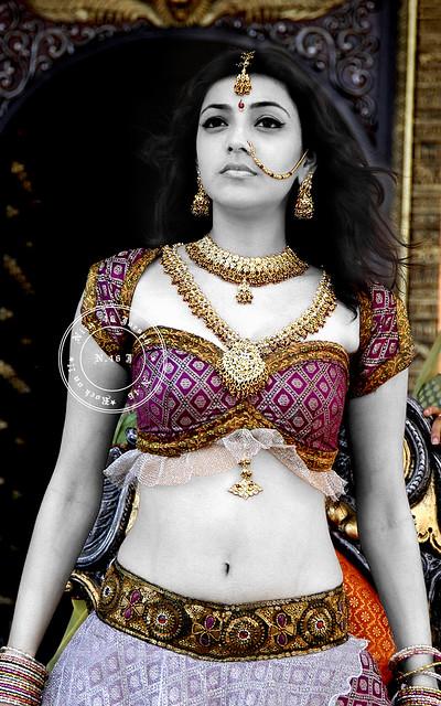 Kajal Agarwal in Magadheera film
