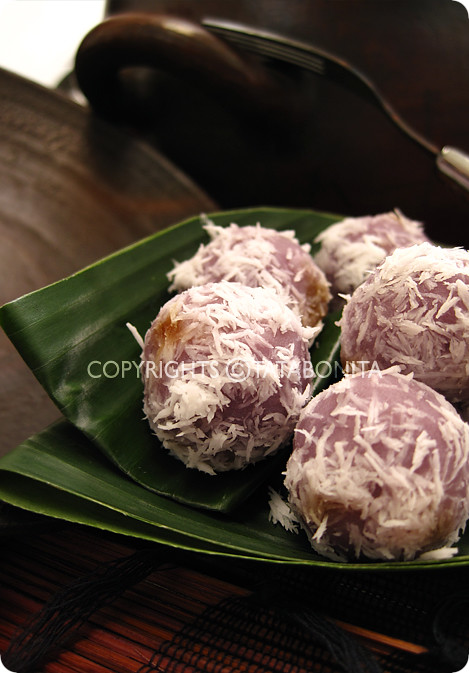 Purple Sweet Potato Balls 2