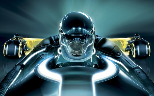 Tron Legacy Comic-Con 2010 Wallpaper 2560x1600