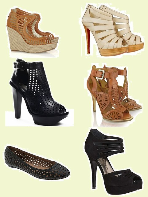 Shoes Cutout