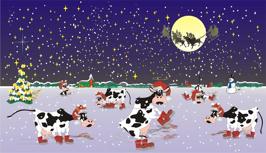 Weihnachtskarten Comic.The World S Best Photos Of Weihnachtskarte And Winter Flickr Hive Mind