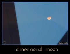 dimensional moon (Demetrios Georgalas aka brexians) Tags: blue light summer orange moon beautiful greek photography photo europe colours personal dusk space satellite seasonal illumination manipulation athens luna greece thoughts astrophotography astronomy tribute dedicated various universe dimension cosmos extraterrestrial aspera 2010 dimensional cosmicrays