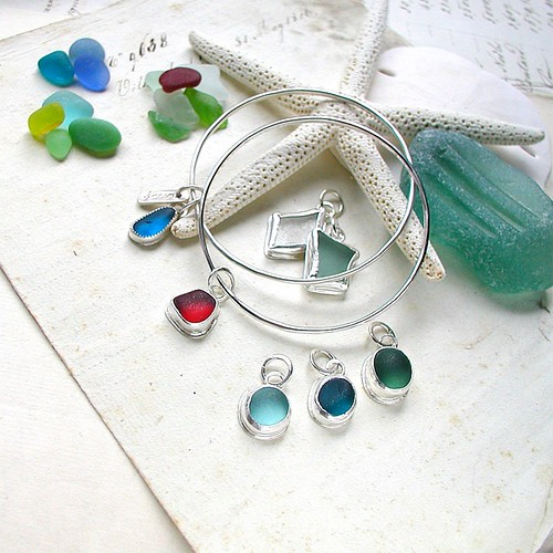 Seaglass Jewels