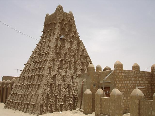 4823303693 e966651392 z d Sankore Mosque   Timbuktu