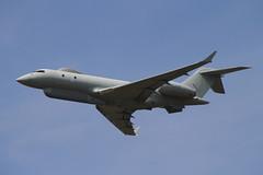 ZJ691 Sentinel (xj900suk) Tags: airport aircraft jet airshow farnborough raf sentinel bombardier zj691