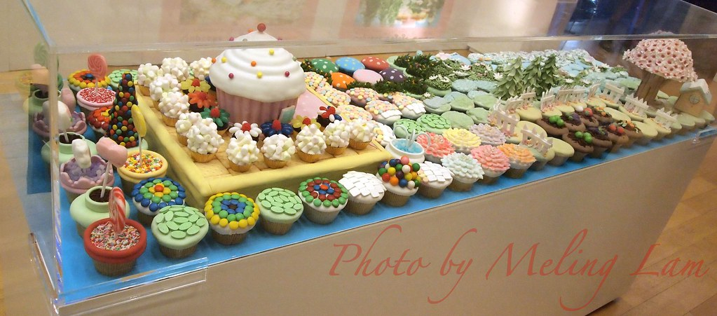 Cupcake Voyage gallery harbour city