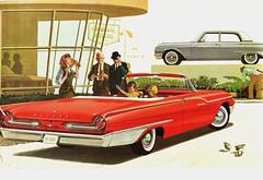 1961 Meteor Montcalm Convertible & Sedan (Canada) (aldenjewell) Tags: canada sedan convertible brochure meteor 1961 montcalm