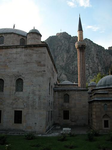 DSCN9608 Amasya, Mosquée Beyazit